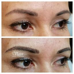 Permanent Makeup & Tattoo Removal by Victor - 12 Photos - Permanent ...