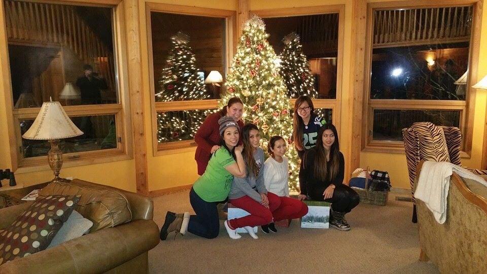 Photo Of Red Roof Lodge   Leavenworth, WA, United States. The Girls Posting