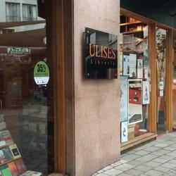 Librer a ulises bookshops jos victorino lastarria 70 lastarria rm santiago chile yelp - Libreria couceiro santiago ...