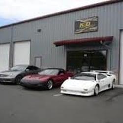 K Amp D Autowerks Auto Repair Sumner Wa Yelp