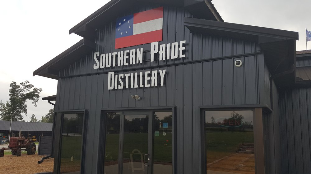 Southern Pride Distillery: 108 Smith Mill Rd, Fayetteville, TN