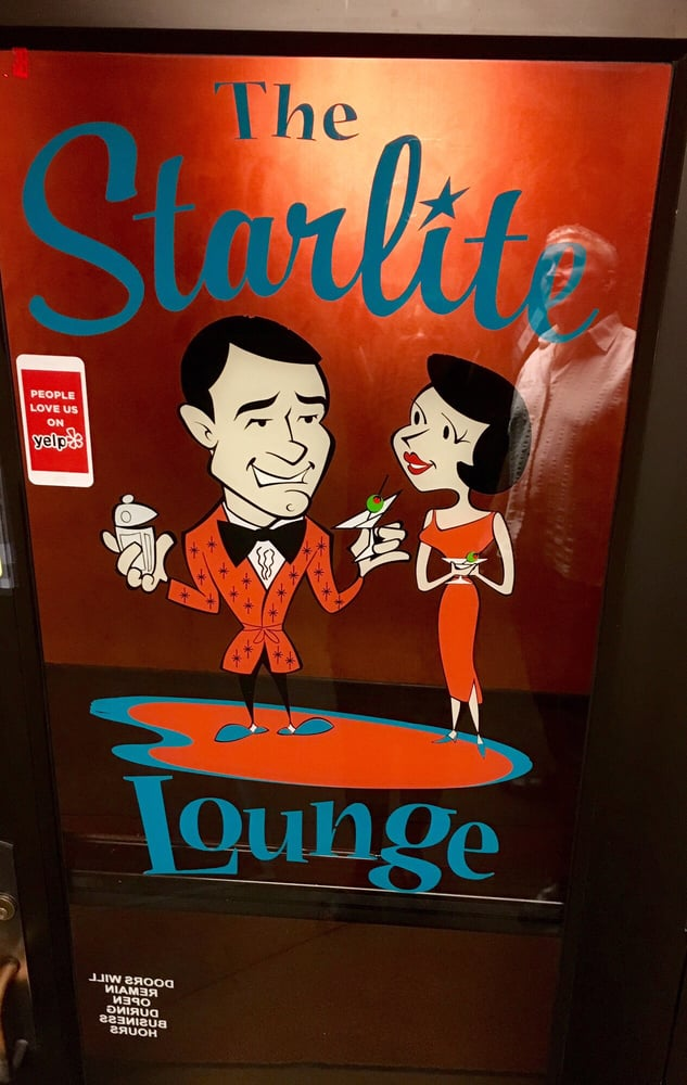 Starlite Lounge & Banquet Room: 247 N 8th St, Lincoln, NE