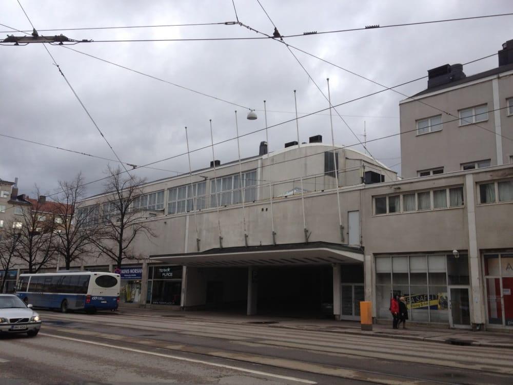 kuntosali töölö Uusikaupunki