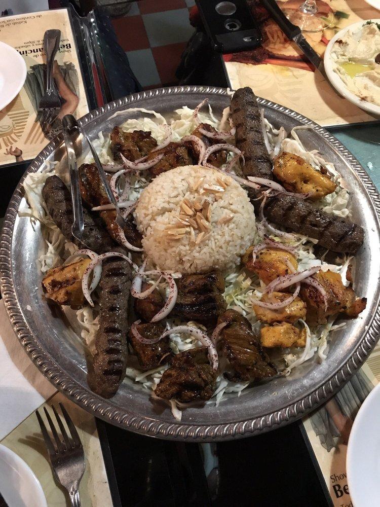 El Cairo Restaurant: 352 Calle Ensenada, San Juan, PR