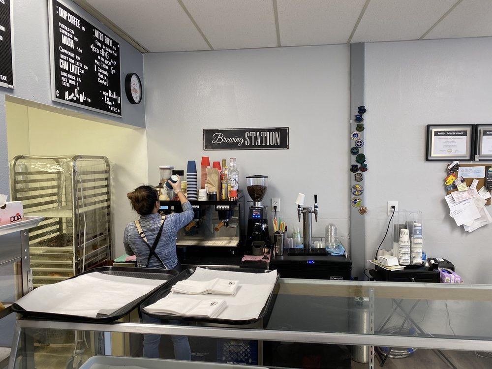 Arnold's Coffee and Donuts: 5883 B Palmer Park Blvd, Colorado Springs, CO