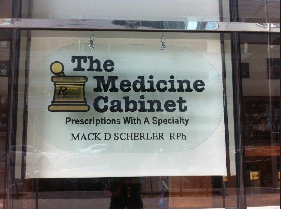 The Medicine Cabinet: 211 N Robinson Ave, Oklahoma City, OK