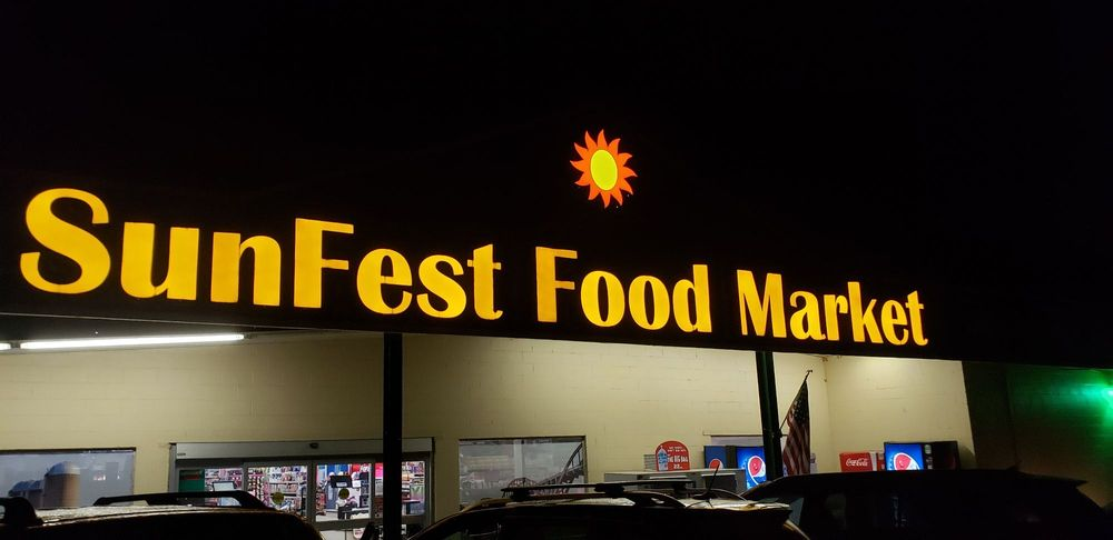 Sunfest Market: 119 W Main St, Gassville, AR