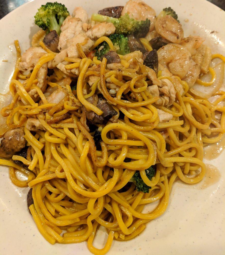 Food from Nurhachi Restaurant
