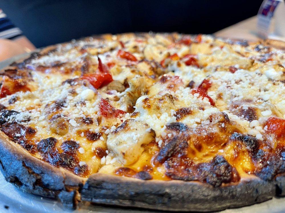 Woody's Woodfire Pizza: 1831 W 7th St, Joplin, MO