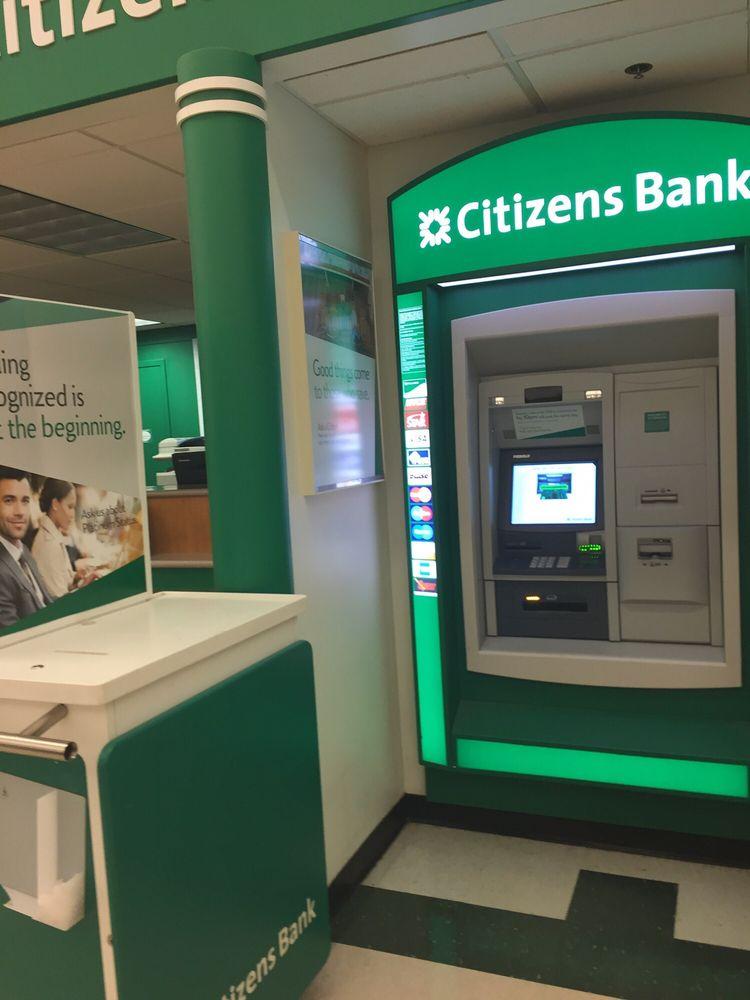 Citizens Bank -- Stop&Shop : 565 Main Street / Route 1A