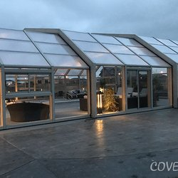 Covers in play - Patio enclosures