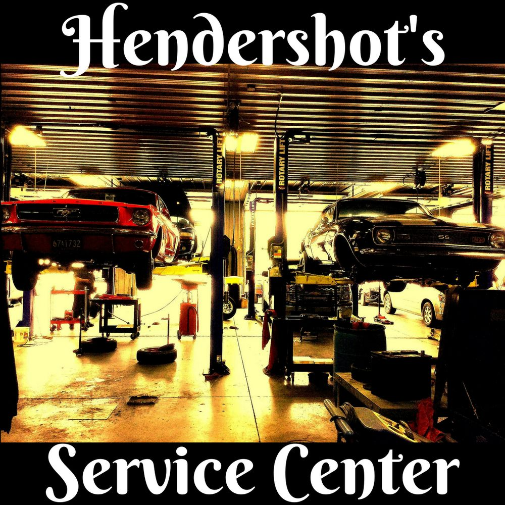 Hendershot's Service Center: 1014 Indianapolis Rd, Greencastle, IN