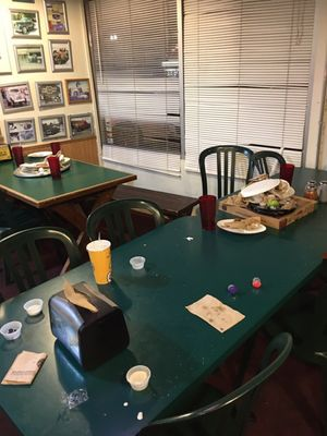 Round Table Loomis.Pizza Factory 87 Photos 80 Reviews Pizza 5831 Horseshoe Bar