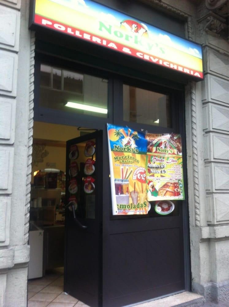 Norky s cucina latino americana via padova 2 turro - Cucina americana milano ...