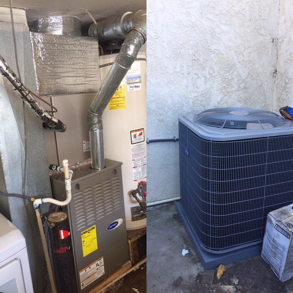 Comfort Expert Heating & Air Conditioning: Antelope, CA