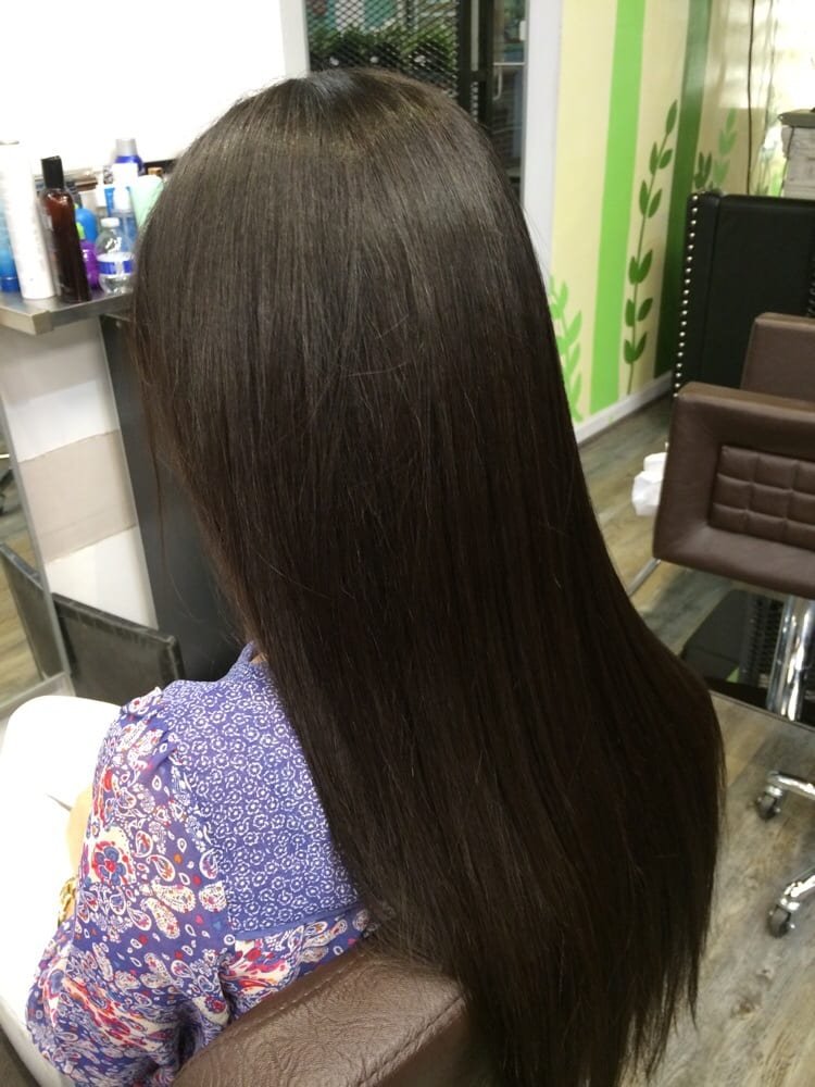 Asian Hair Salon Houston Japanese Straightening Perm Yelp