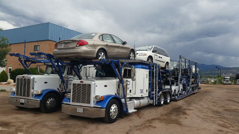 Diamond Express Transportation Vehicle Shipping Colorado Springs