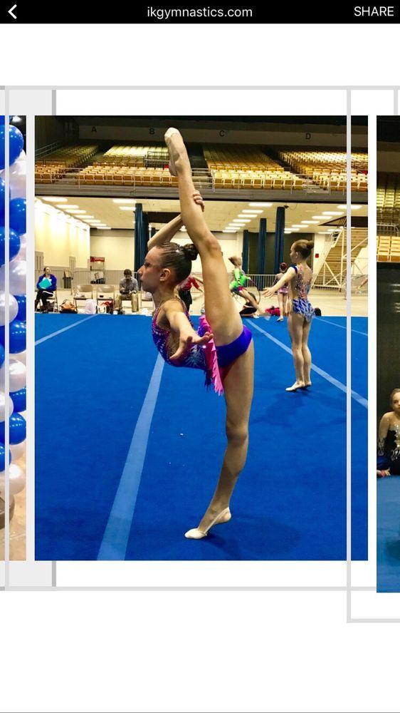 IK School of Rhythmic Gymnastics