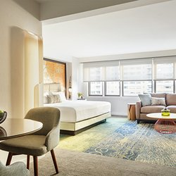 Photo Of Gardens Suite Hotel By Affinia New York Ny United States