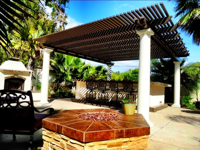 - Front Patio Cover, Alumawood, Patio Kits DIrect - Yelp