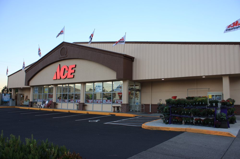 Ace Hardware: 250 E Jewett Blvd, White Salmon, WA