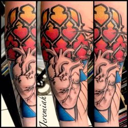 68553bdaf Photo of Tattoo Charlie's PRP - Louisville, KY, United States. Work in  progress