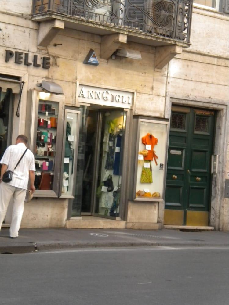 Ann gigli abbigliamento femminile via del corso 31 for Corso roma abbigliamento