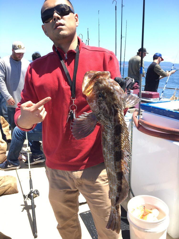Half moon bay sportfishing tackle 12 photos 10 for Half moon bay pier fishing