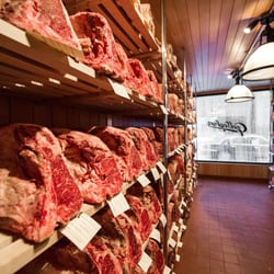 Photo Of Gallaghers Steakhouse New York Ny United States Famous Meat