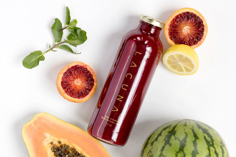 Lacuna Juice + Yoga: 2590 Lawrence St, Denver, CO