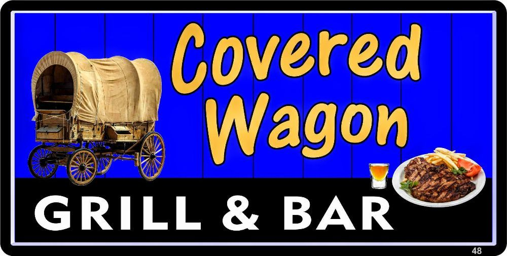 Covered Wagon Grill & Bar: 2741 US Hwy 20, Butte City, ID