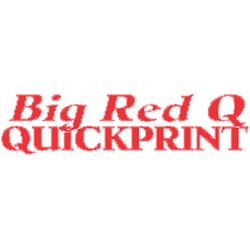 620e6d35217e Big Red Q QuickPrint - Printing Services - 3839 Merle Hay Rd, Des ...