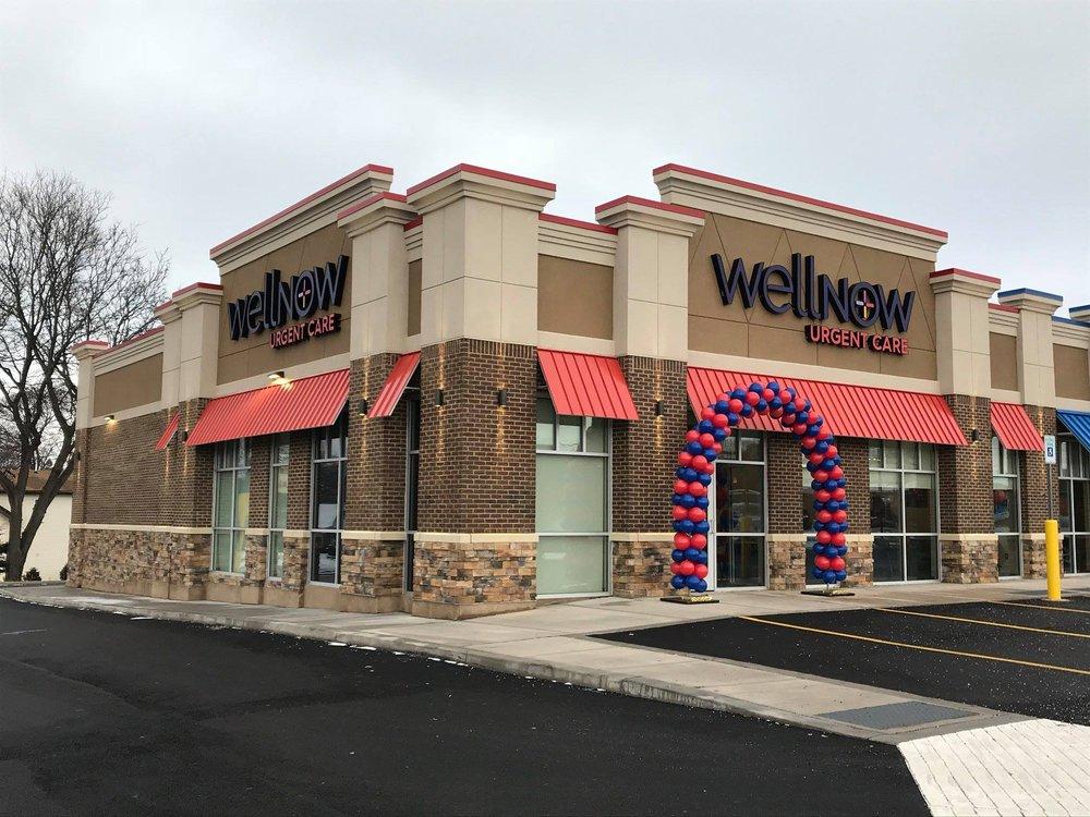 WellNow Urgent Care - Irondequoit: 1238 East Ridge Rd, Irondequoit, NY