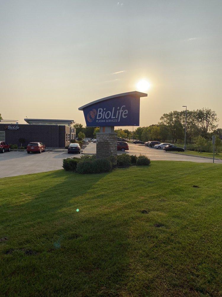 BioLife Plasma Services: 2325 Mounds View Blvd, Mounds View, MN