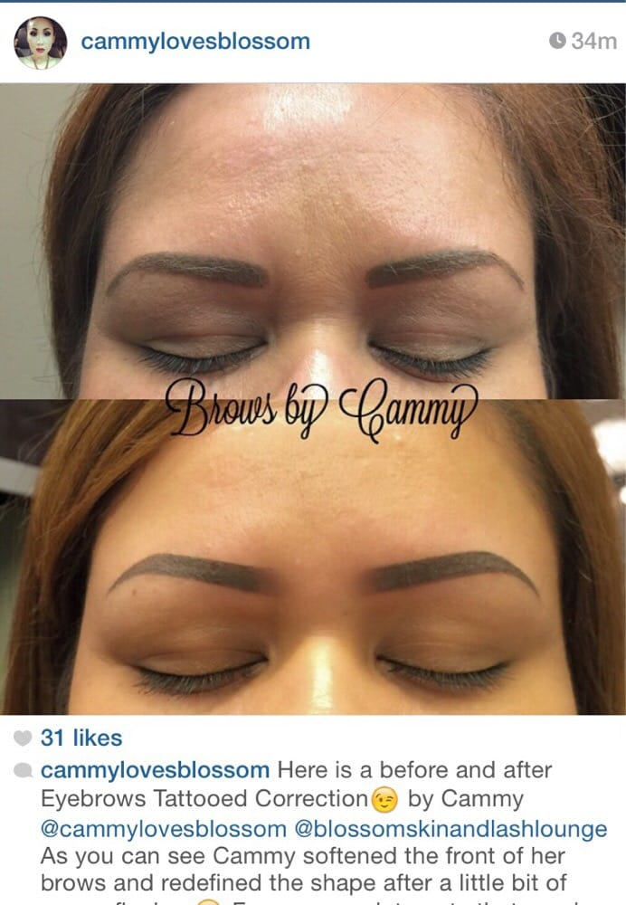 Beat Place To Come And Get Eyebrows Done By Cammy Permanent Makeup
