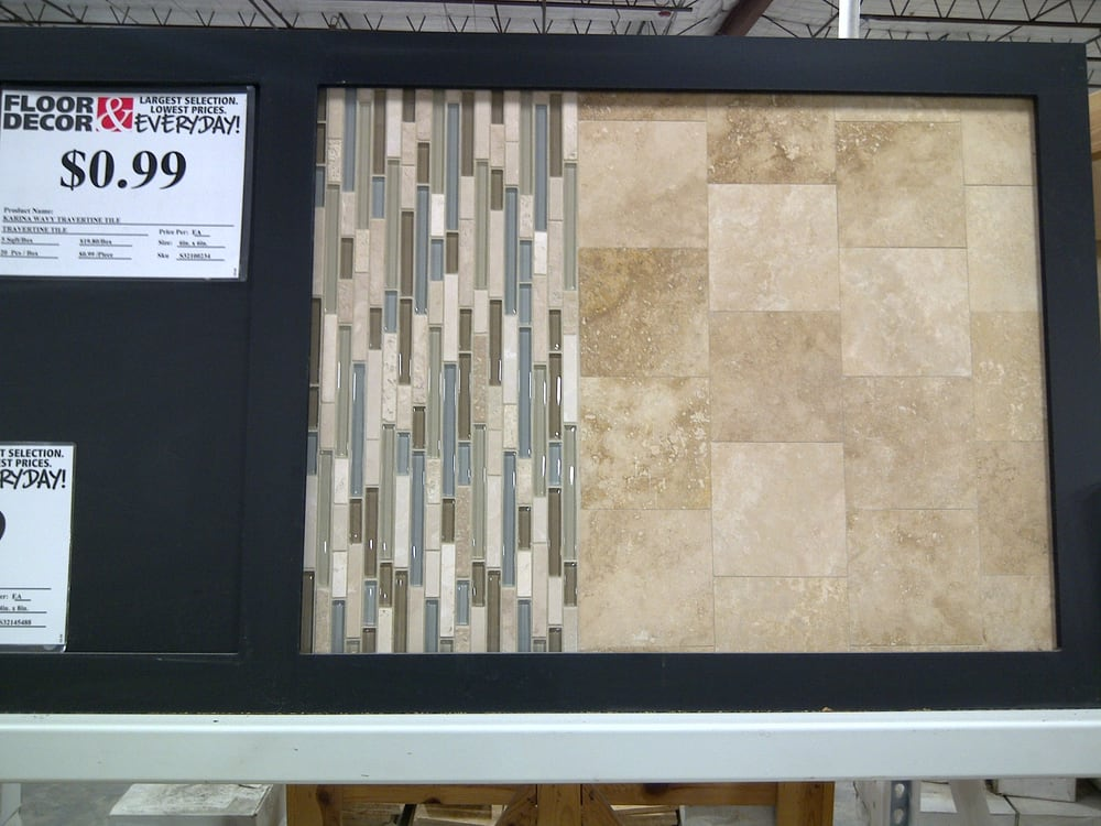 a large selection of floor and decor materials yelp