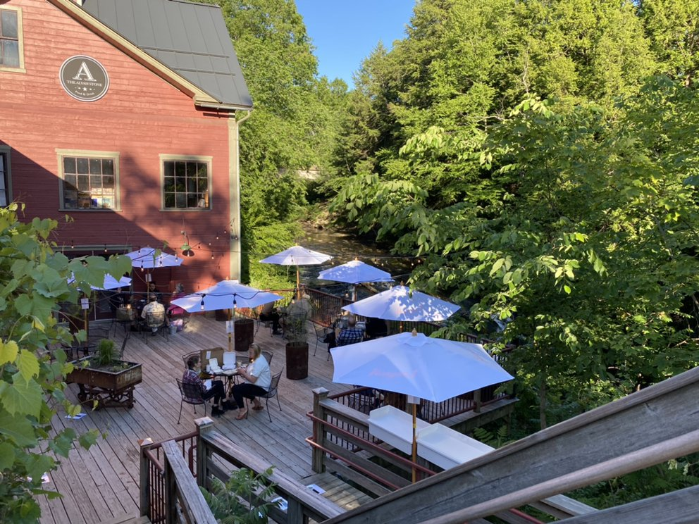 The Alvah Stone: 440 Greenfield Rd, Montague, MA