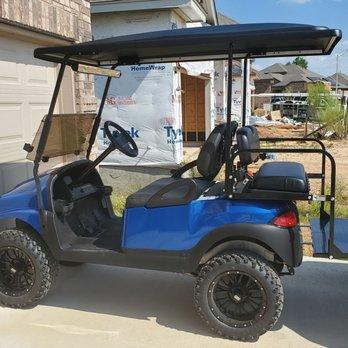Ennis Golf Carts - 18 Reviews - Golf Cart Dealers - 10610 W