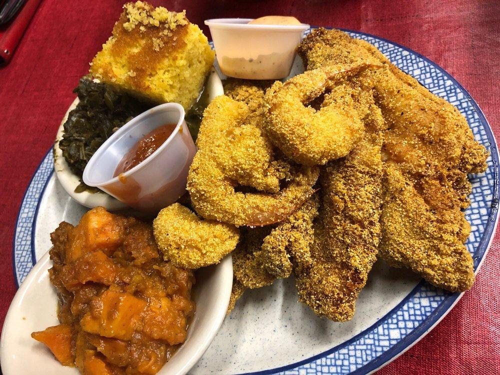 Quick Bites Soul Food: 105 W Mission Ave, Bellevue, NE
