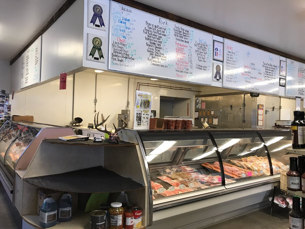 Cunningham Meats: 81 Cunningham Rd, Indiana, PA