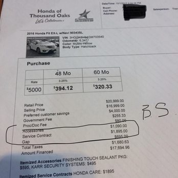 Honda of thousand oaks 81 photos 273 reviews car for Honda motor finance phone number