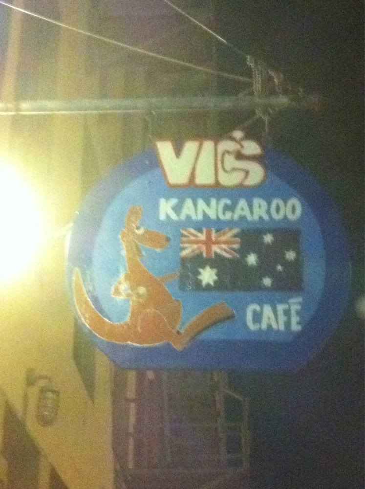 Vic S Kangaroo Cafe New Orleans La