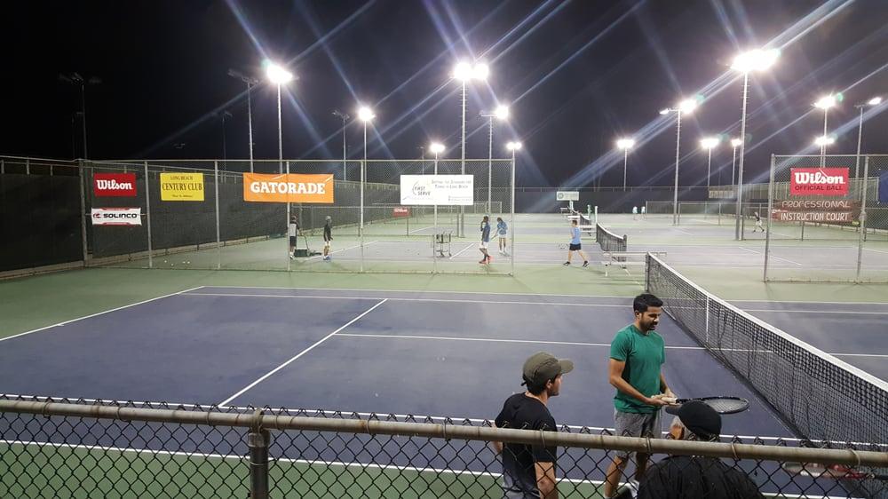 El Dorado Park Tennis Center