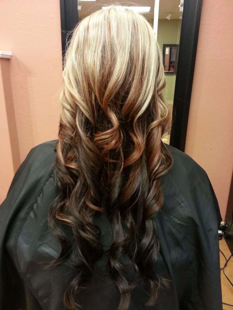 Reverse Ombre Yelp
