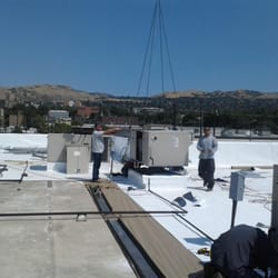 Photo Of Shaw Roofing   Salt Lake City, UT, United States. Commercial TPO