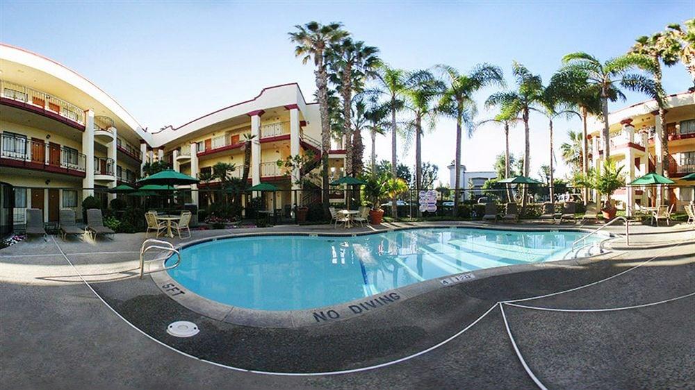 Hotel Terrace Santa Ana Ca