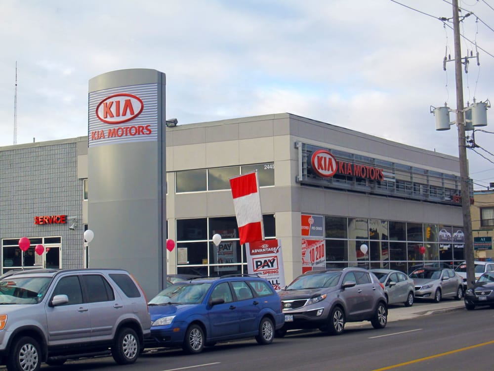 West toronto kia 10 photos car dealers toronto on Kia motor dealers