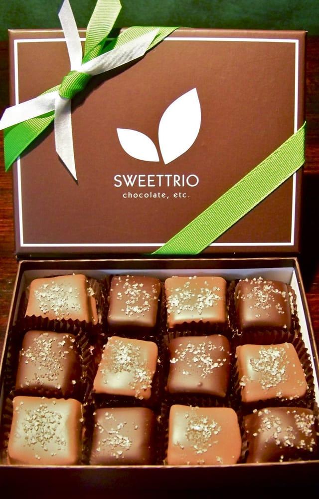 Sweettrio: 1225 Washington St, Grafton, WI