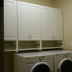 Elegant Photo Of Closet Tailors   Frederick, CO, United States. Laundry Room  Cabinets With ...