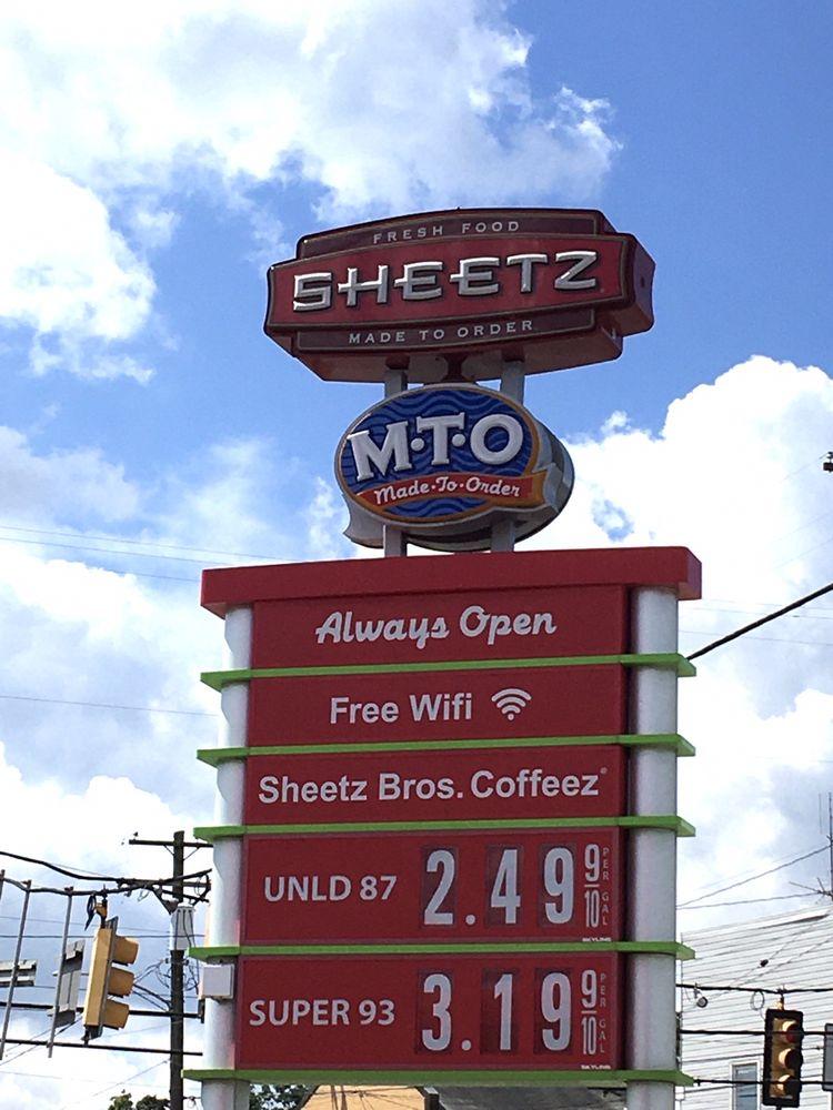 Sheetz: 103 N Main St, HARRISVILLE, PA